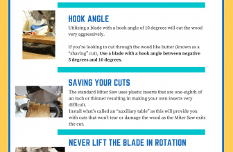 Miter Saw Tips – Get the most out of your Miter Saw