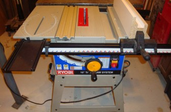 Ryobi BT3100 Table Saw Review