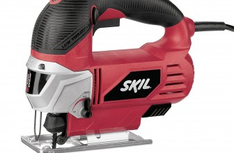 SKIL 4495-02 6.0 Amp Orbital Action Laser Jigsaw Review