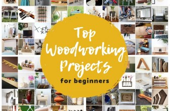 Top 100 Quick & Cool Woodworking Projects for Beginners