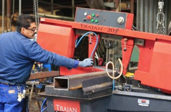 Maintainance of band saw