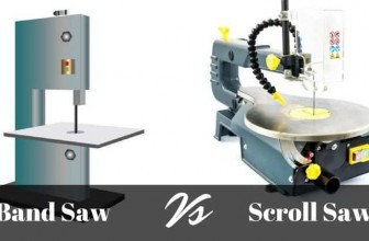 Bandsaw VS Scroll Saw