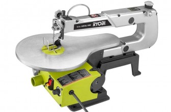 Ryobi Scroll Saw: What is the best one?