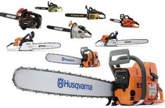 Chainsaw Types – Getting to Know the Family