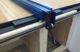 What is table saw fence?