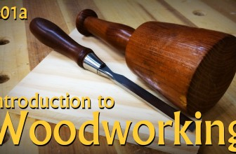 An Introduction to Woodworking